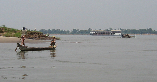 Returning to the Mekong Pandaw
