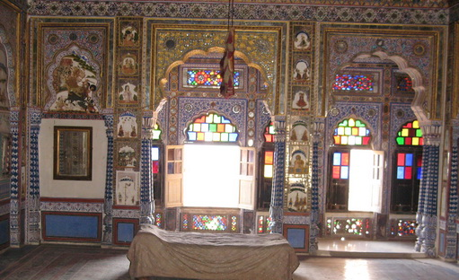 Palace in the Mehrangarh
