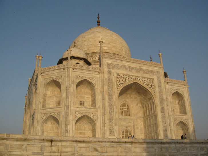Main tomb of the Taj