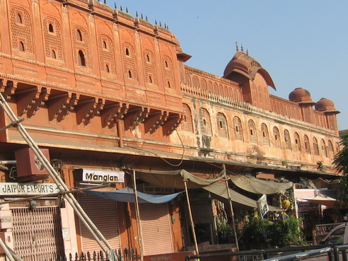 Buildings of Jaipur